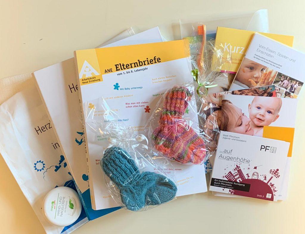 babybegrüßungspaket pforzheim